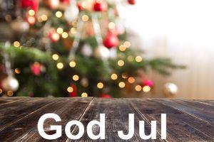 Återvinning och sortering under jul